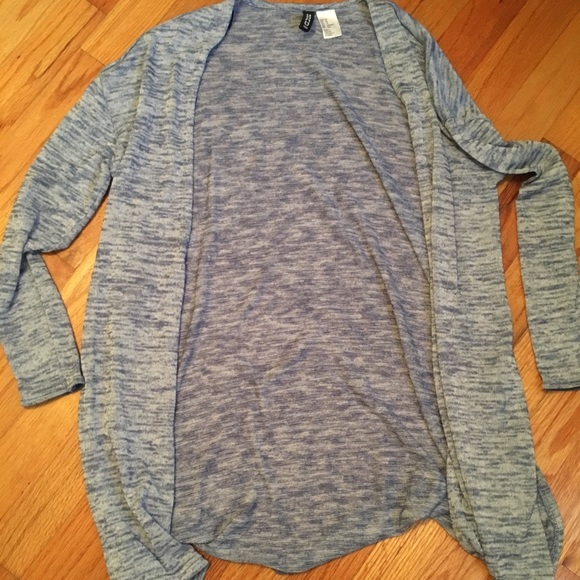 H&M Sweaters - Lovely blue H&M cardigan